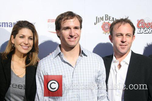 Andrew Christopher aka Drew Brees and guests ESPN...