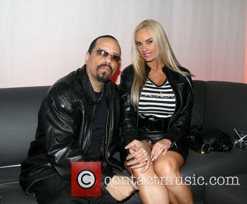 Ice-T and Coco aka Nicole Austin ESPN the...