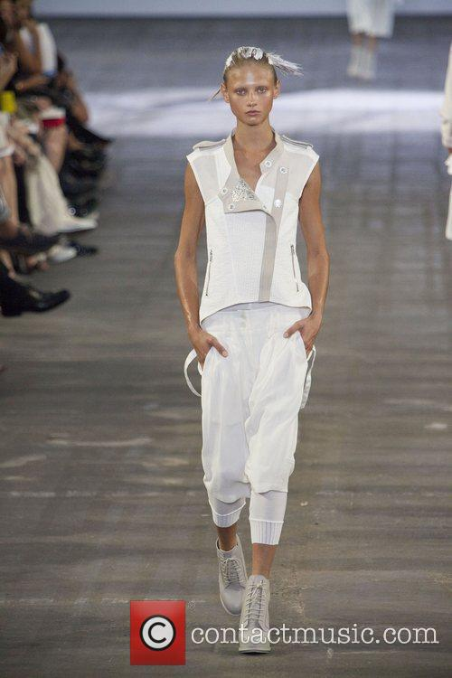 Mercedes-Benz IMG New York Fashion Week Spring/Summer 2011...