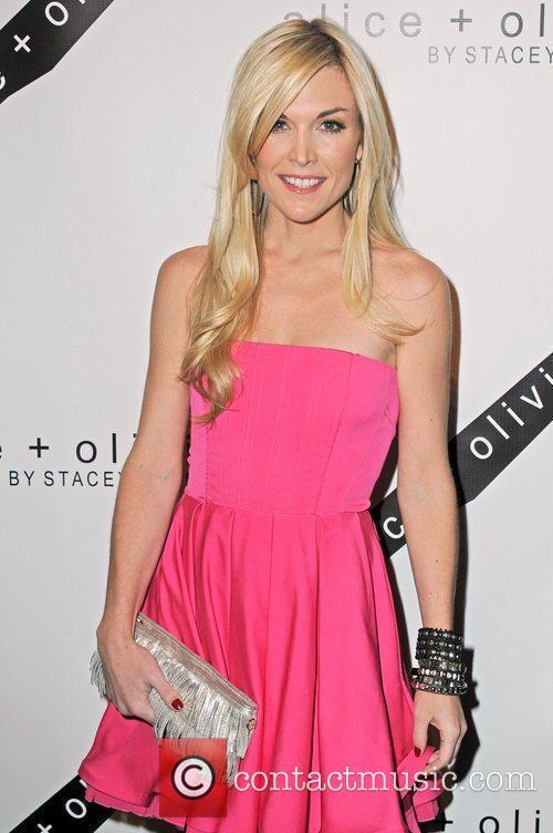 Tinsley Mortimer  Mercedes-Benz IMG New York Fashion...
