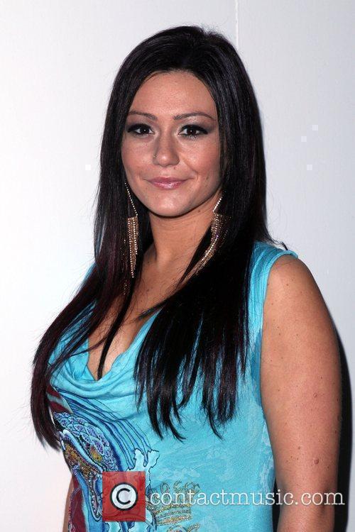 JWoWW aka Jenni Farley Mercedez-Benz IMG New York...