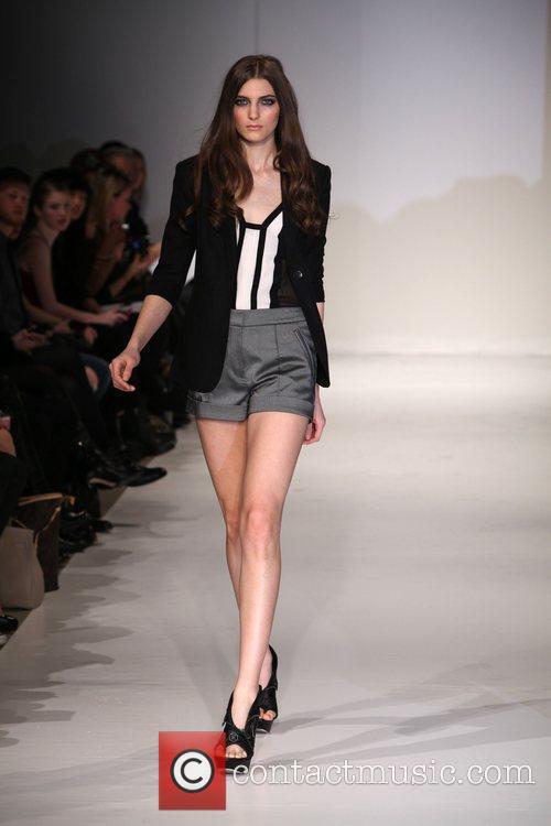 Mercedez-Benz IMG New York Fashion Week Fall 2010...