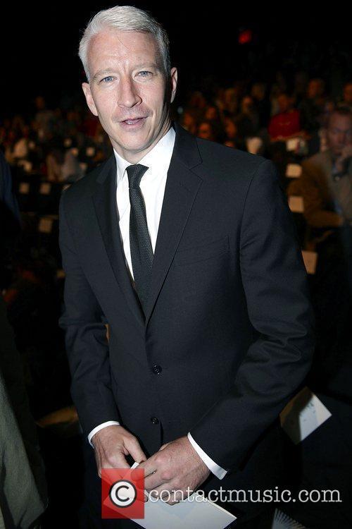 Anderson Cooper and Diane Von Furstenberg 2