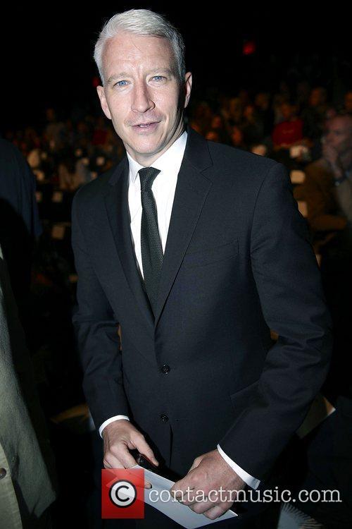 Anderson Cooper and Diane Von Furstenberg 1