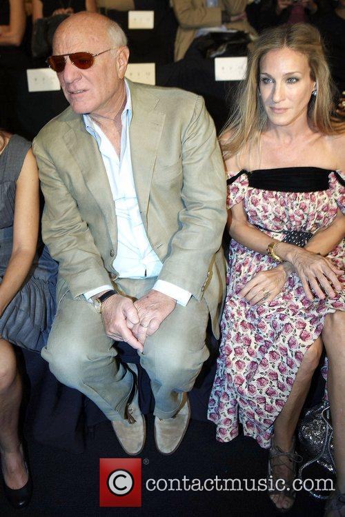 Barry Diller, Diane Von Furstenberg and Sarah Jessica Parker 1