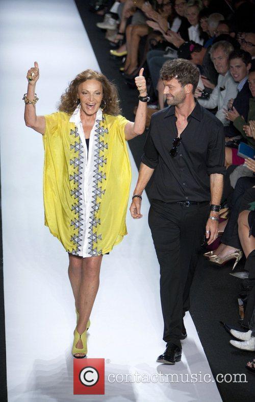 Mercedes-Benz IMG New York Fashion Week Spring/Summer 2011...