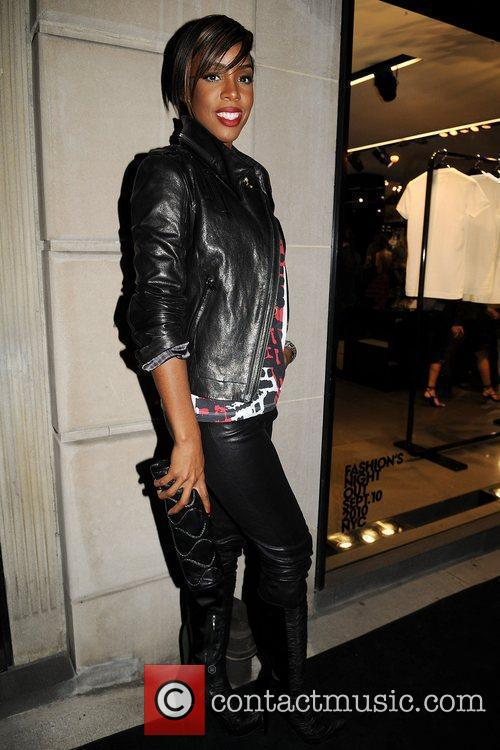 Fashion's Night Out at Bloomingdale's