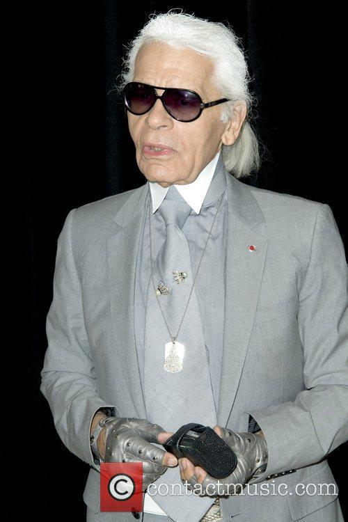 Karl Lagerfeld and The Fashion 4