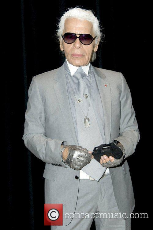 Karl Lagerfeld and The Fashion 1
