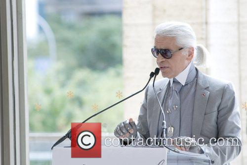 Karl Lagerfeld and The Fashion 3