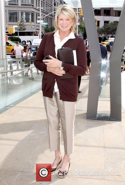 Martha Stewart, Karl Lagerfeld and The Fashion 5