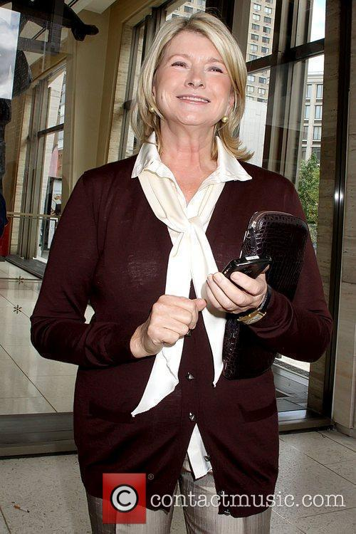 Martha Stewart, Karl Lagerfeld and The Fashion 3