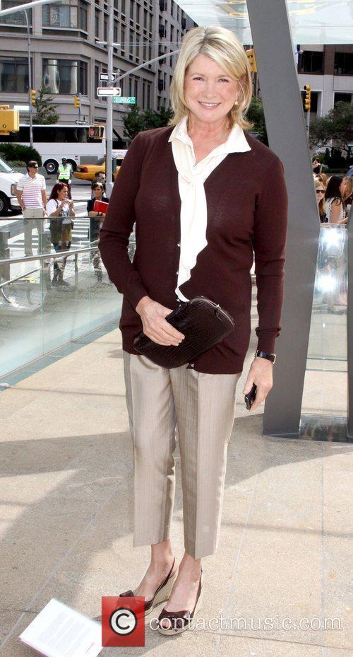 Martha Stewart, Karl Lagerfeld and The Fashion 6