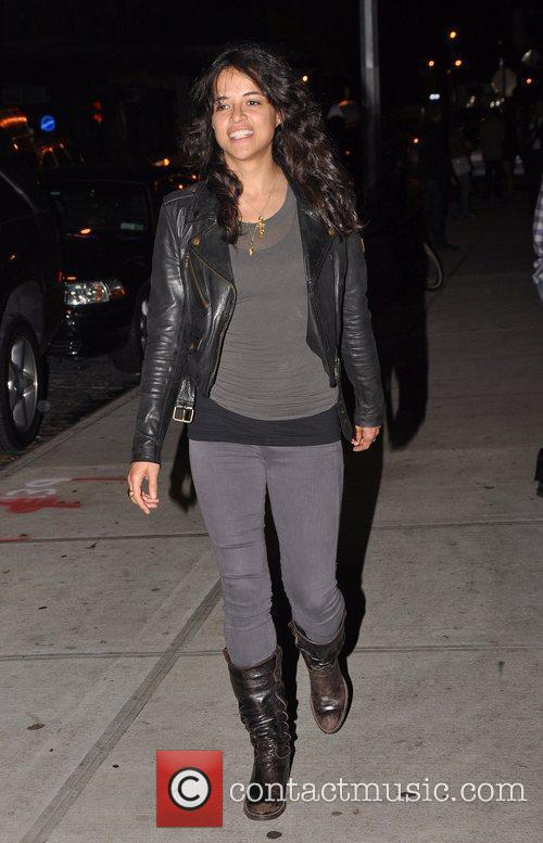 Michelle Rodriguez and Marc Jacobs 2
