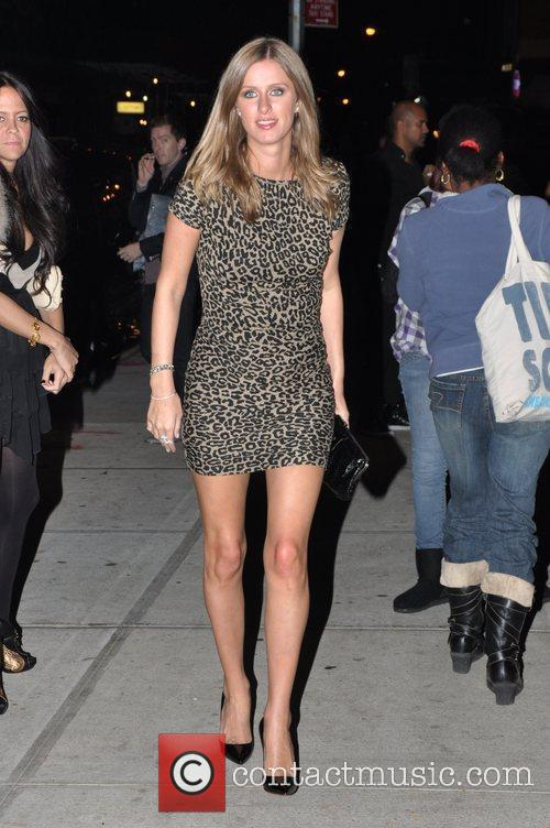 Nicky Hilton, Marc Jacobs, New York Fashion Week