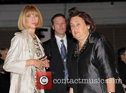 Anna Wintour, Marc Jacobs, New York Fashion Week