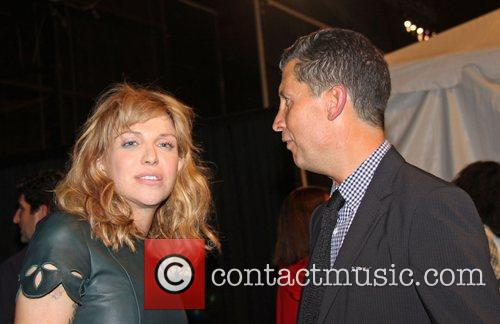 Courtney Love, Marc Jacobs, New York Fashion Week