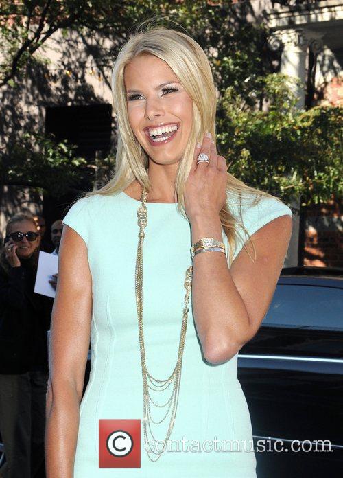 Beth Ostrosky Mercedes-Benz Fashion Week Spring 2010 -...