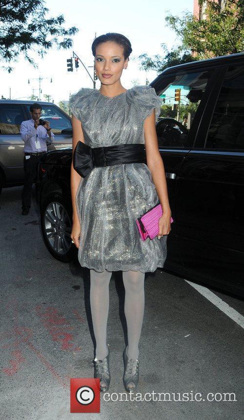Selita Ebanks Mercedes-Benz Fashion Week Spring 2010 -...