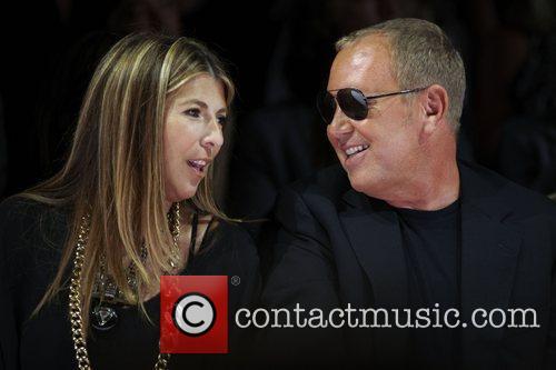 Nina Garcia and Michael Kors 3