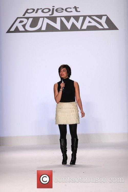Amy Sarabi Mercedes-Benz IMG New York Fashion Week...