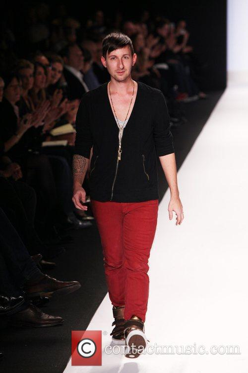 Ben Chmura Mercedes-Benz IMG New York Fashion Week...