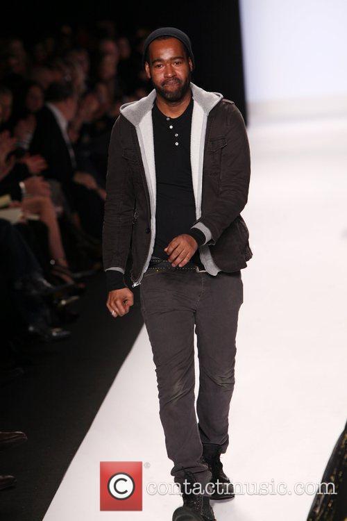 Emilio Sosa Mercedes-Benz IMG New York Fashion Week...