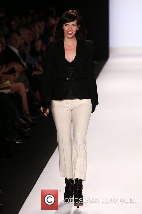 Janeane Marie Ceccanti Mercedes-Benz IMG New York Fashion...