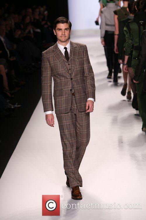 Jesse LeNoir Mercedes-Benz IMG New York Fashion Week...