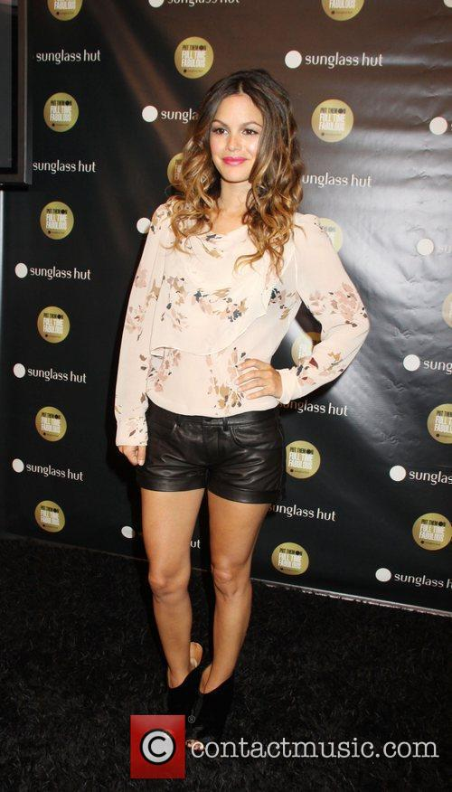 Rachel Bilson, New York Fashion Week