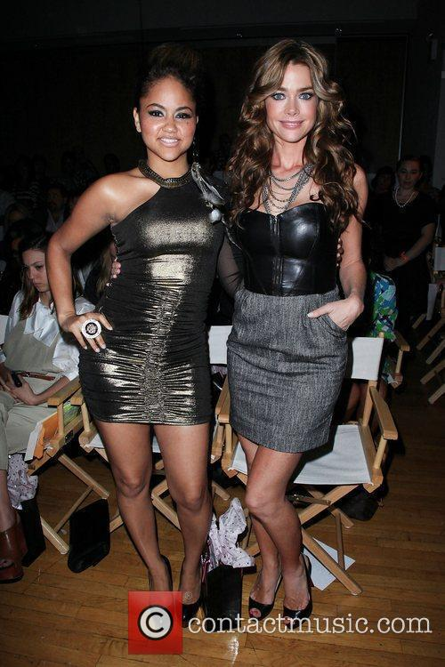 Kat Deluna and Denise Richards 10