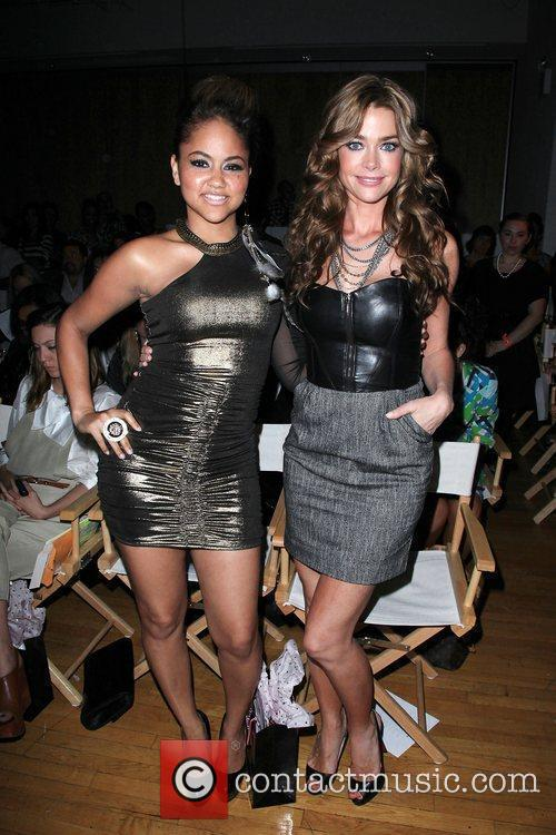 Kat Deluna and Denise Richards 11