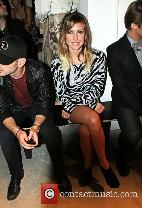 Kristin Cavallari Mercedes-Benz IMG New York Fashion Week...