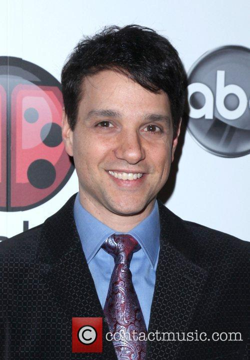 Ralph Macchio Mercedes-Benz IMG New York Fashion Week...