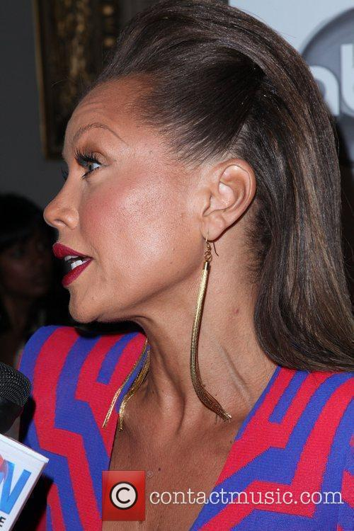 Vanessa Williams Mercedes-Benz IMG New York Fashion Week...