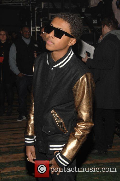 Daniel Simmons Mercedes-Benz IMG New York Fashion Week...