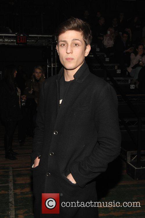 Louis Simonon Mercedes-Benz IMG New York Fashion Week...