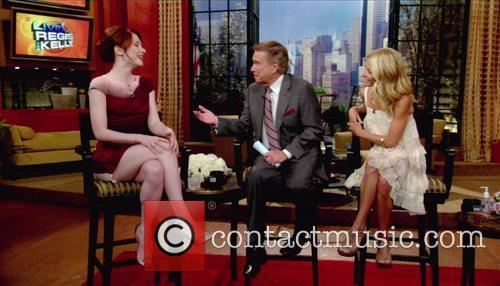 Bryce Dallas Howard appears on ABC's 'Live with...