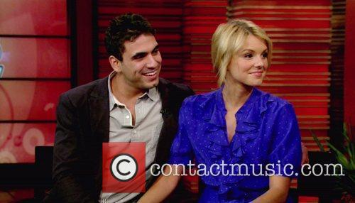 Ali Fedotowsky and Roberto Martinez make an appearance...