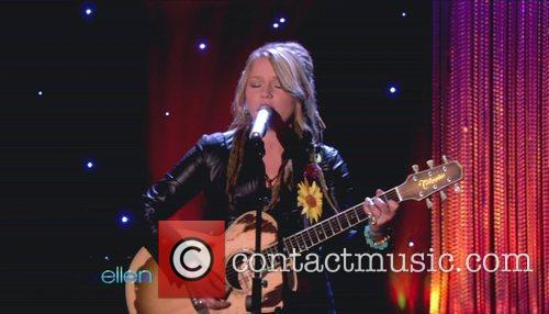 Lee DeWyze and Crystal Bowersox both appear on...