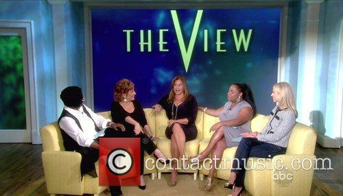 Sophia Loren and The View 5
