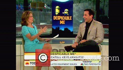 Steve Carell appears on NBC's 'Today' to promote...