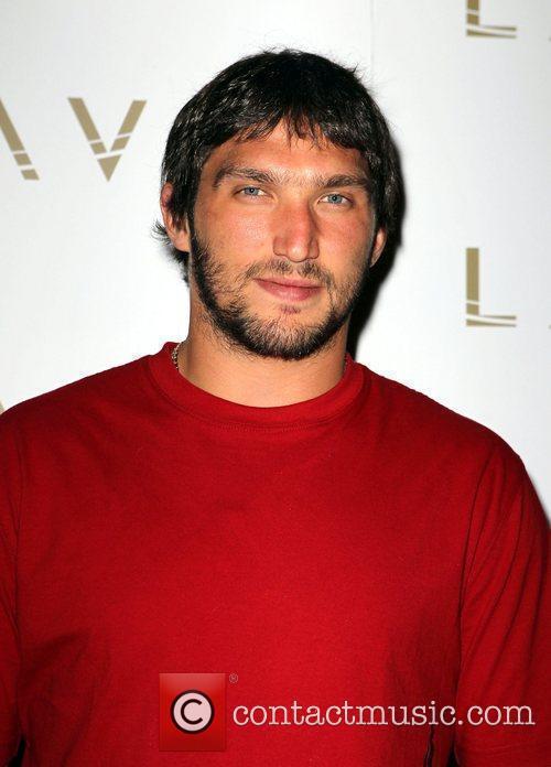 alex ovechkin beard. Alex Ovechkin. Damn Gillette!
