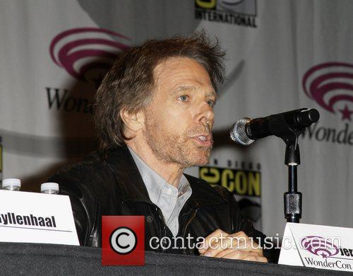 Jerry Bruckheimer promoting the new movie 'The Sorcerer's...
