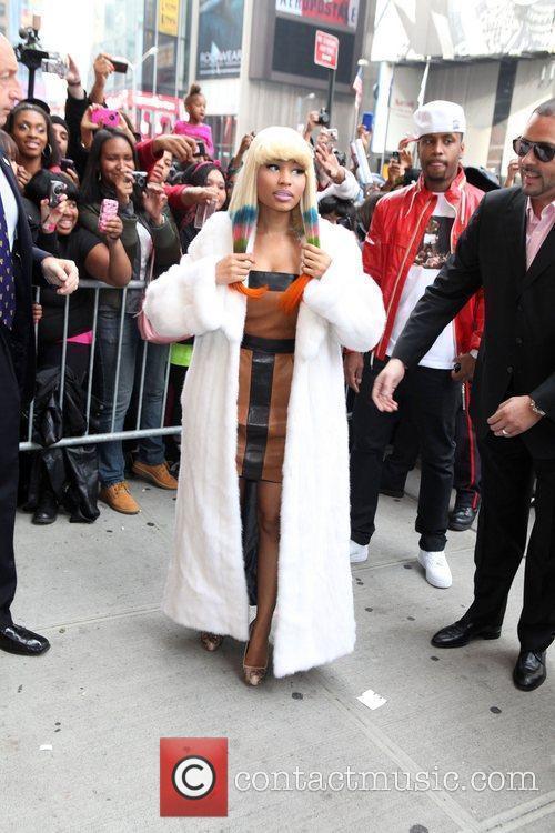 Nicki Minaj  The MAC and Nicki Minaj...