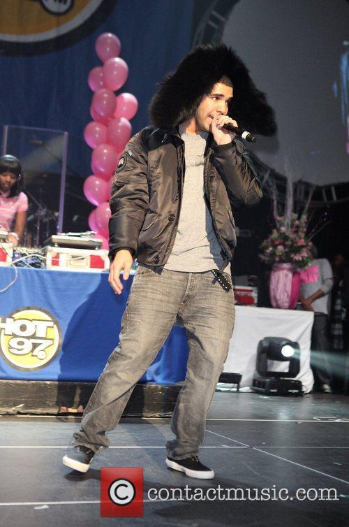 Drake and Nicki Minaj 2