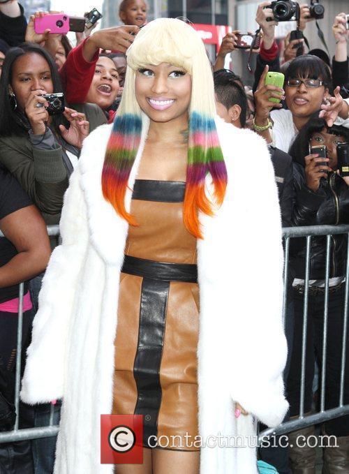 Nicki Minaj  MAC Cosmetics and Nicki Minaj...