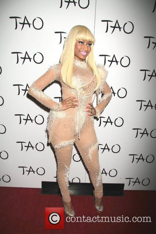 Nicki Minaj celebrates her 26th Birthday at Tao...