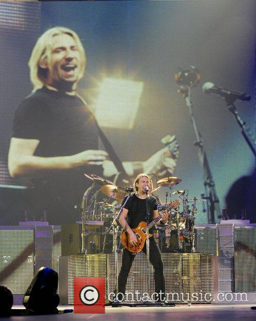 Chad Kroeger and Nickelback 4