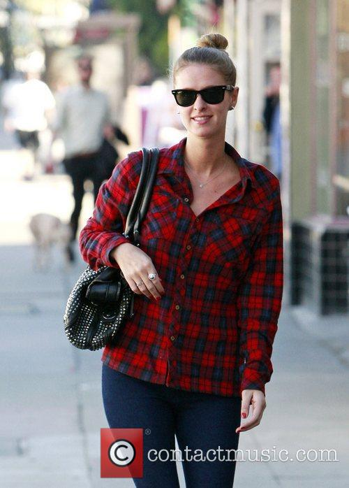 Nicky Hilton is spotted in West Hollywood West...